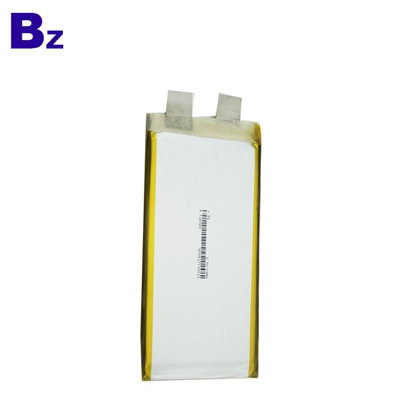 3.7V 10Ah 可充電鋰電池