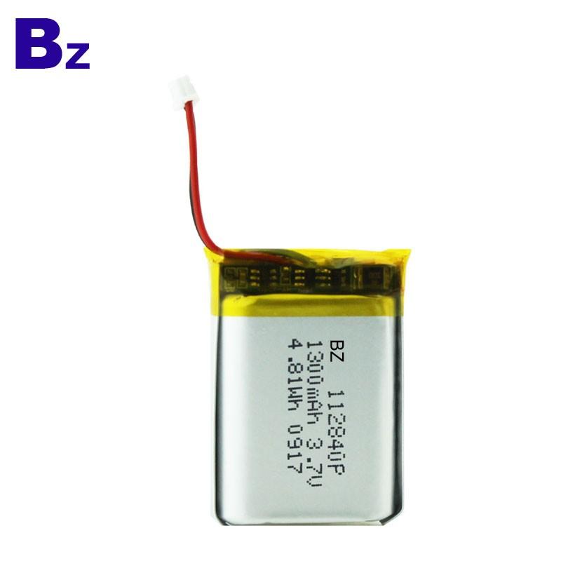 1300mah 3.7V 鋰離子聚合物電池組