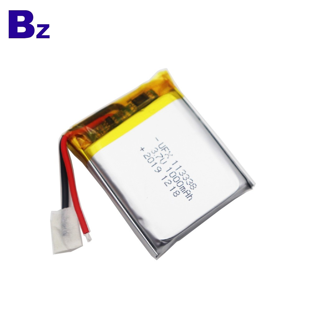 1000mAh 3.7V用於電動玩具電池