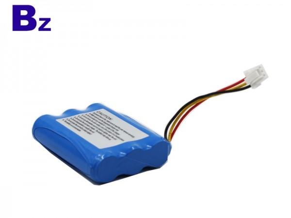 圓柱電池 - BZ 18650 - 3P - 7800mAh - 3.7V -  鋰離子電池 - 可充電電池