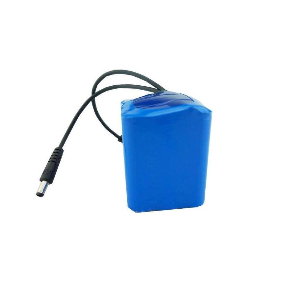 18650 11.1V 6000mAh 3S3P 圓柱形鋰離子電池組