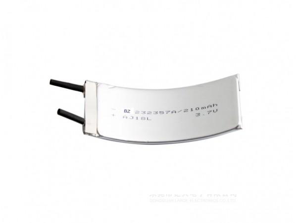 聚合物鋰離子電池 232357