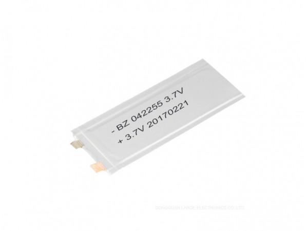 超薄電池 - BZ 042255 - 20mAh - 3.7V - 鋰離子電池