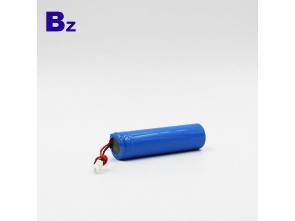 圓柱電池 - 18650 - 2600mAh - 3.7V - 鋰離子電池 - 可充電電池