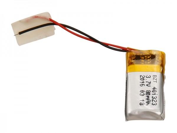 電子數碼產品電池 - BZ 401323 - 3.7V - 80mAh - 鋰離子電池 - 可充電電池