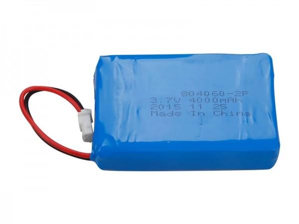 醫療電池 - 804060 - 3.7V - 4000mAh - 鋰離子電池 - 可充電電池