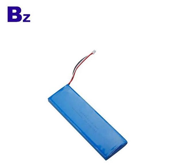 中國醫療設備電池供應商 定制 BZ 1244147 4000mah 7.4V Lipo 電池