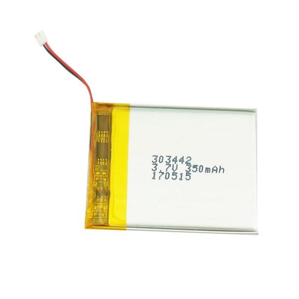 定制高品質 BZ 303442 350mAh 3.7V 可充電鋰聚合物電池