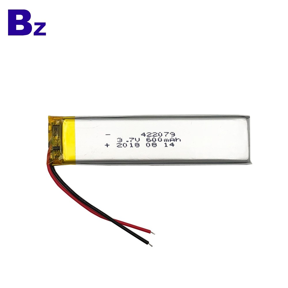 用於補水儀器的Lipo電池