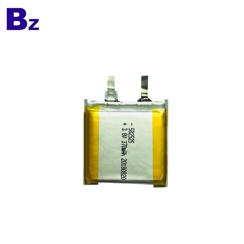 用於跟踪定位器的370mAh鋰電池