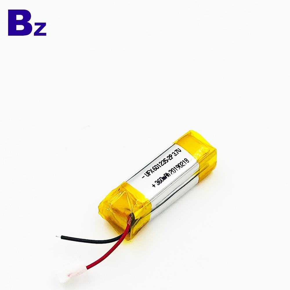 用於電子煙的360mAh鋰離子電池