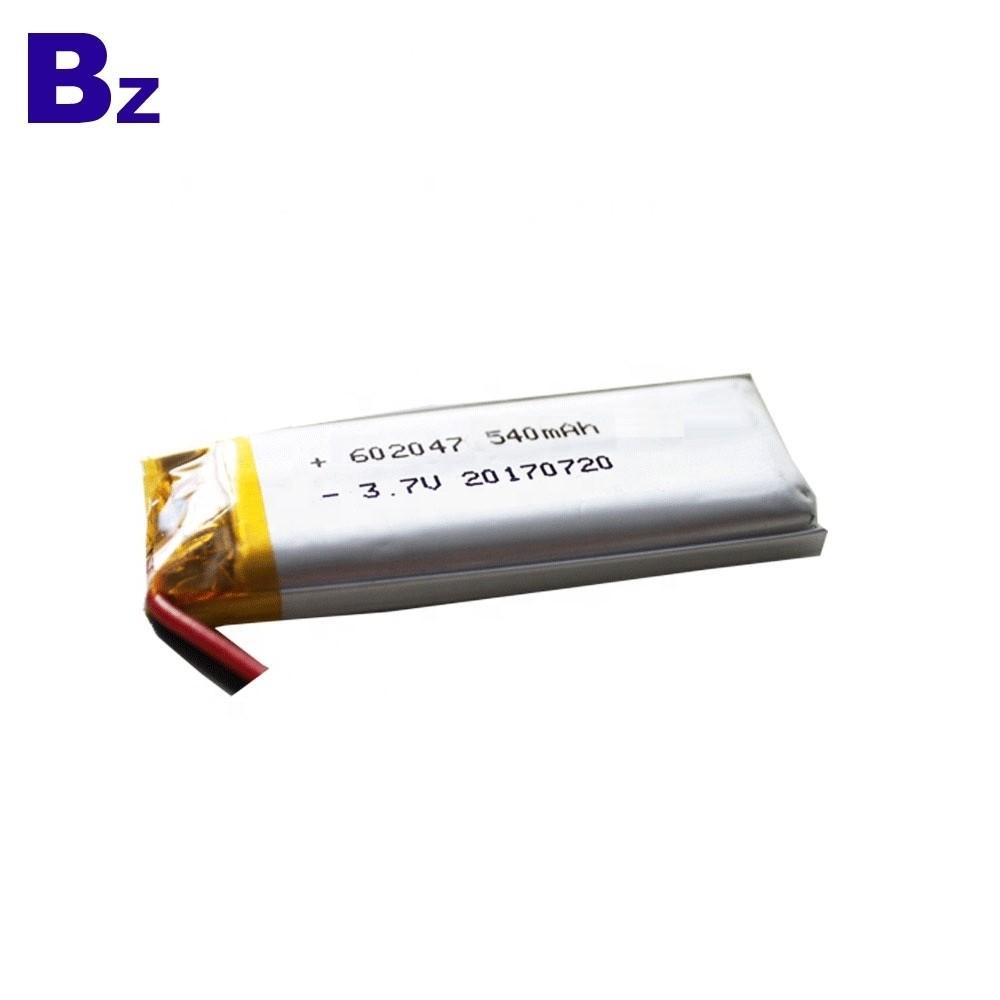 美容設備電池