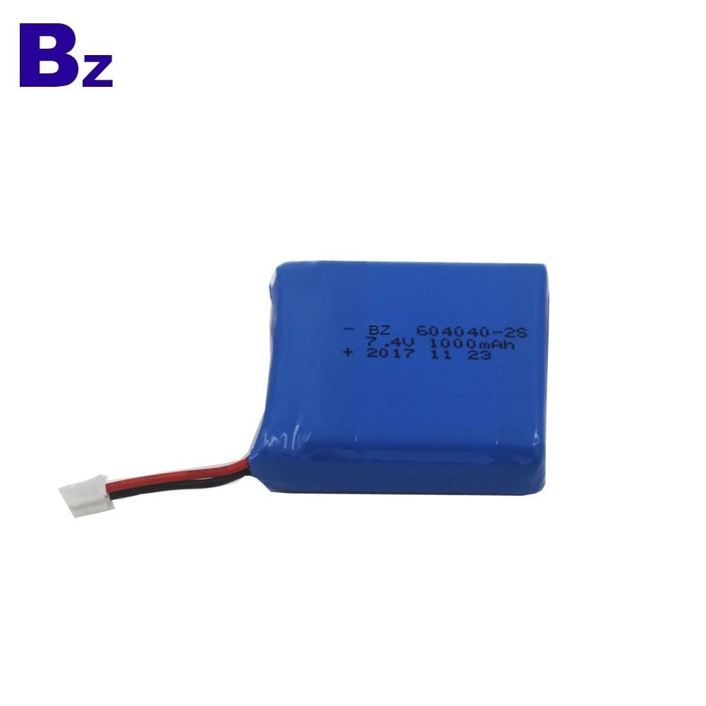 定制藍牙音箱鋰離子電池