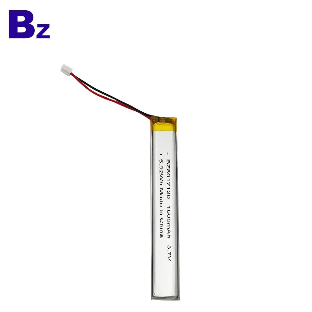 用於手電筒的Lipo電池