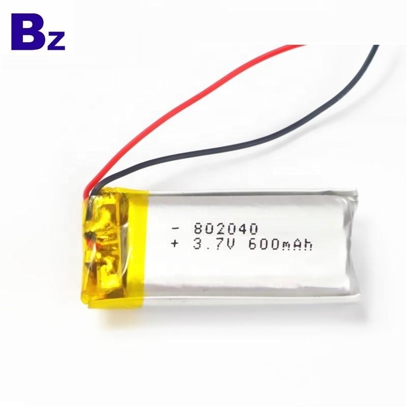 用於移動WIFI的600mAh電池