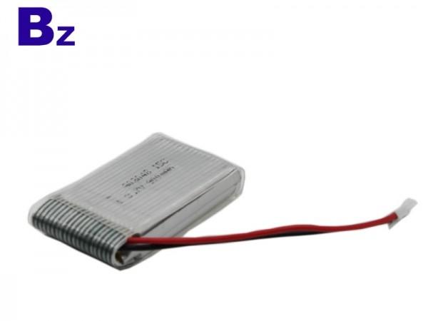 RC高倍率電池 - BZ 802037 - 380mah - 15c - 3.7v - 鋰聚合物電池 - 可充電電池