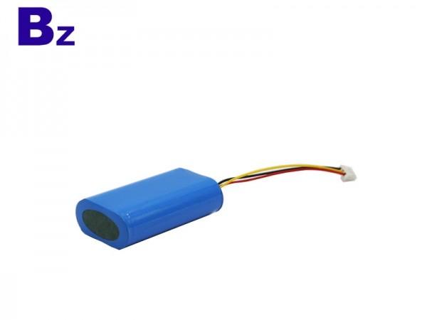 鋰離子電池 18650 - 2S - 2600mAh - 7.4V