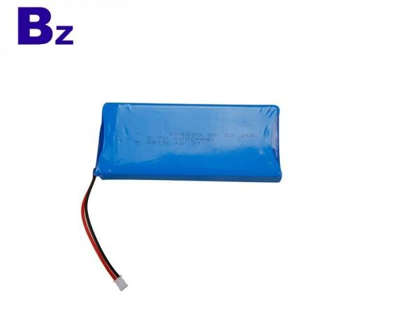 電子數碼產品電池 - BZ 554599 2P - 3.7V - 6000mAh - 鋰離子電池 - 可充電電池