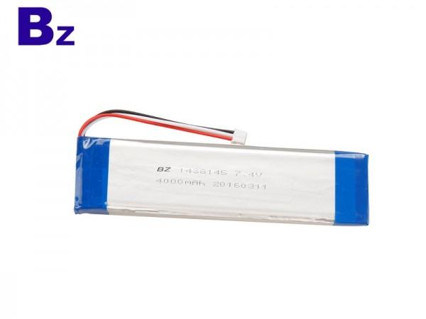 醫療電池 - BZ 1438145 - 7.4V - 7000mAh - 鋰離子電池 - 可充電電池