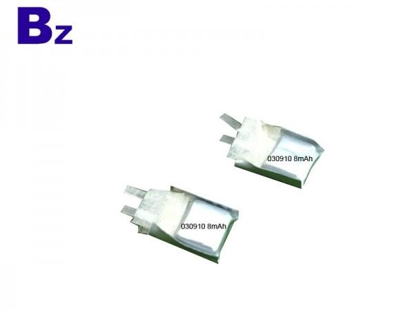 鋰離子電池 BZ 030910