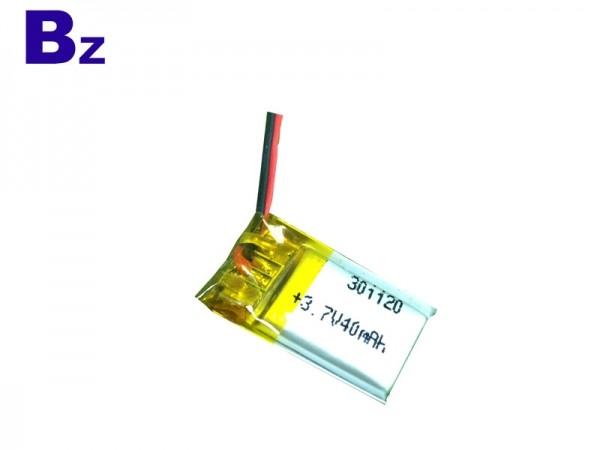 鋰離子電池 BZ 301120
