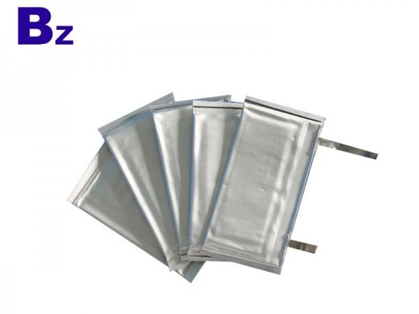 超薄電池 - BZ 014018 - 30mAh - 3.7V - 鋰離子電池 - 可充電電池