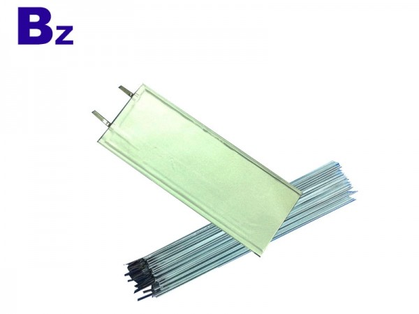 超薄電池 - BZ 0144117 - 360mAh - 3.7V - 鋰離子電池 - 可充電電池