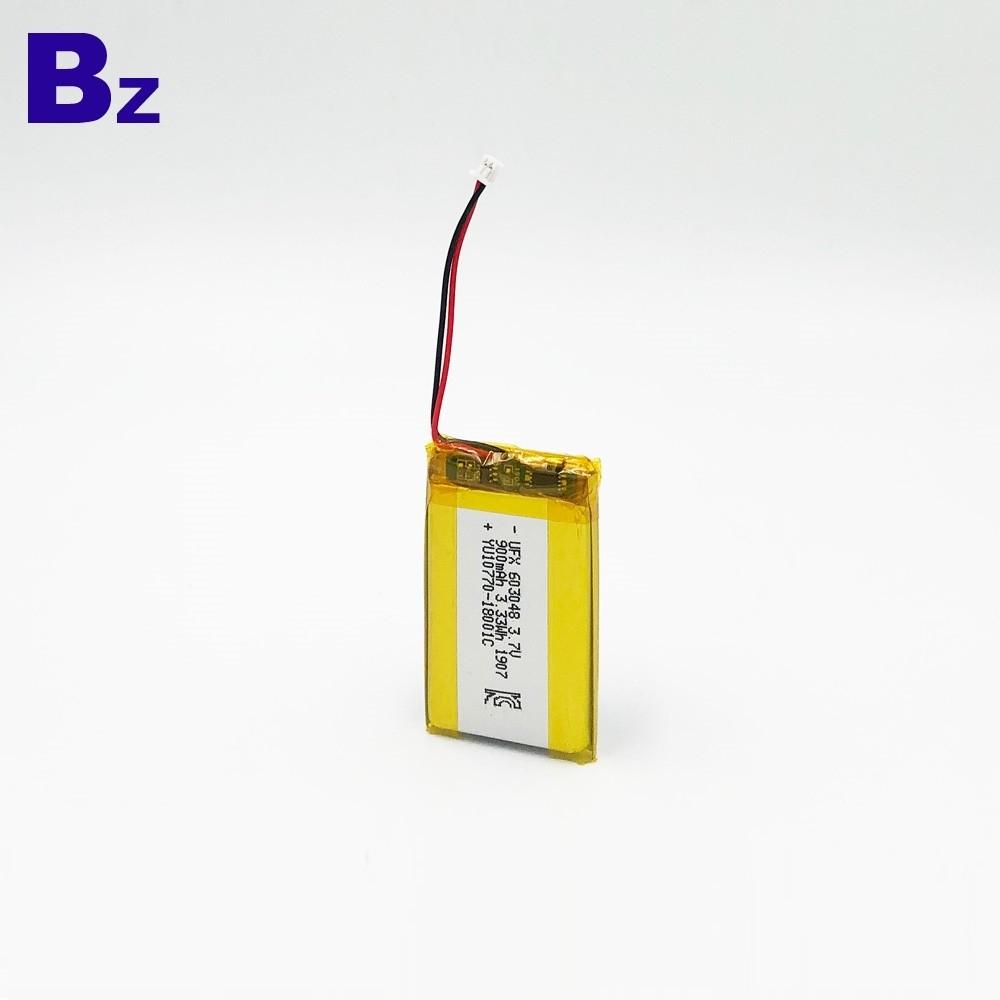 用於數碼相框的900mAh電池