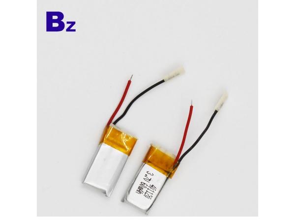 極小體積的鋰電池3.7V 60mAh