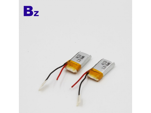 鋰聚合物電池60mAh
