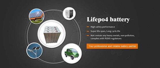 liFePO4 Battery LiFePO4電池