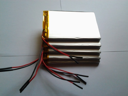 Big capacity 3.7V 8Ah and 10Ah lipo battery.