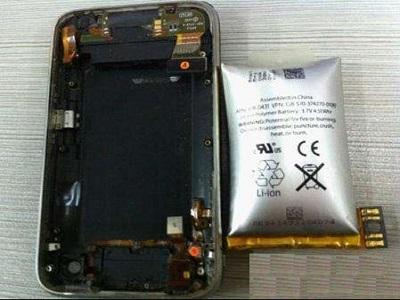修復脹起的聚合物鋰電池