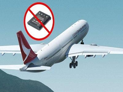 攜帶鋰電池上飛機