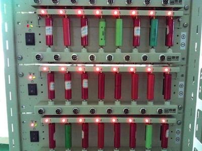 鋰電池的性能和測試條件