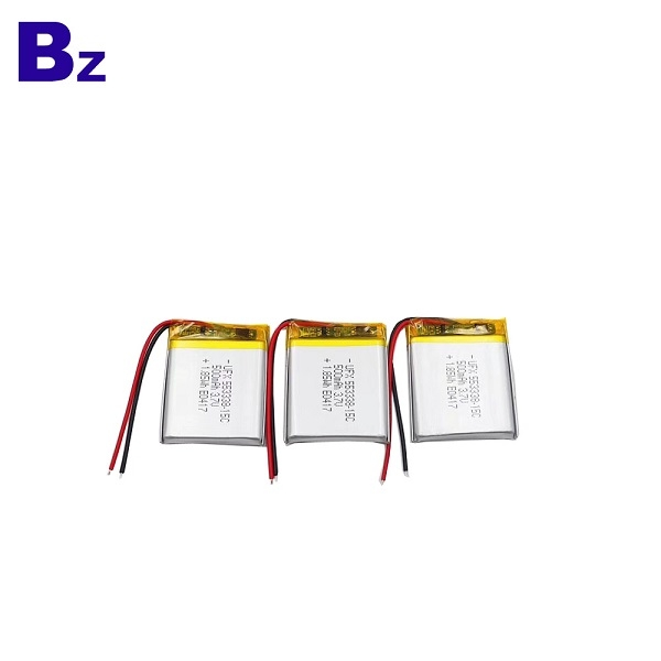 553338 15C 3.7v 500mAh鋰電池