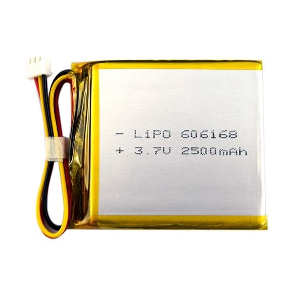 用於無線數字設備鋰聚合物電池