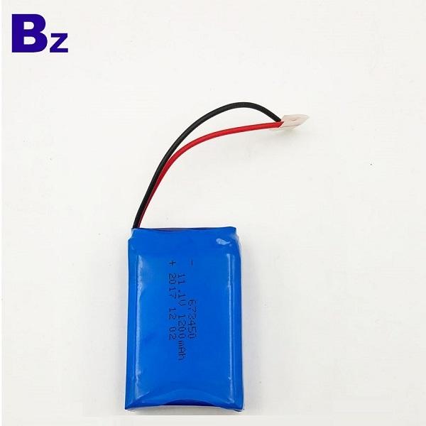 1200mAh 3.7V批發電池