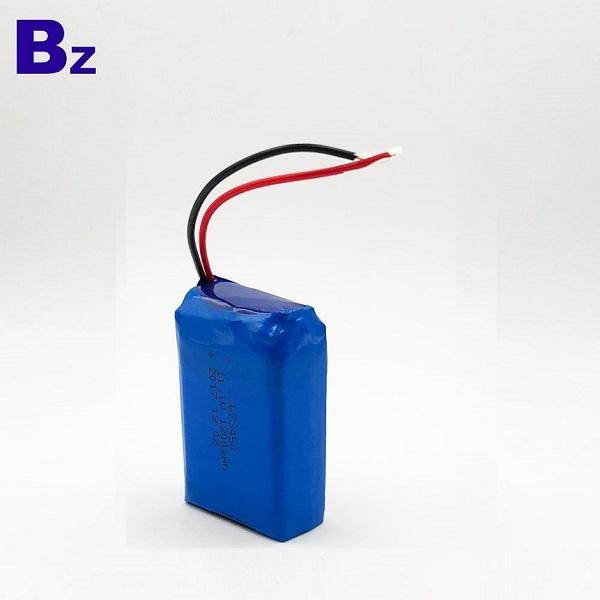 673450 1200mAh 3.7V聚合物鋰離子電池