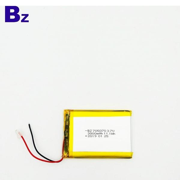 3000mah 3.7V可充電電池