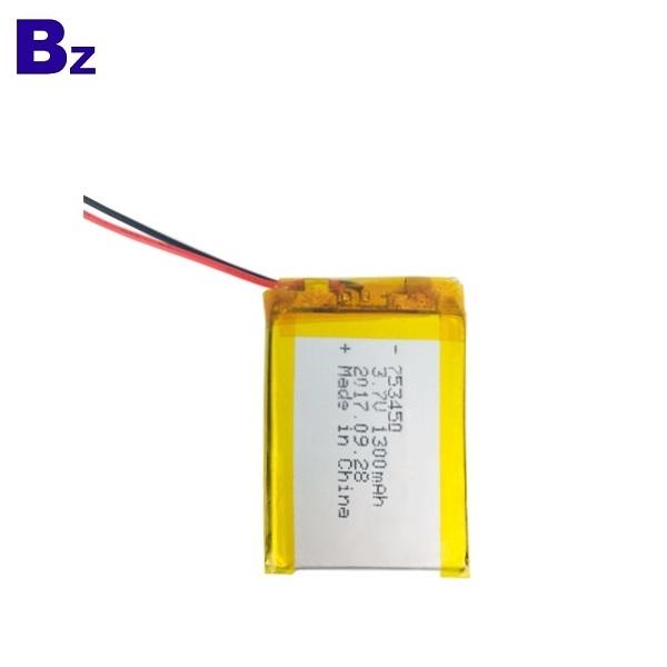 用於美容和健康生活設備的鋰電池