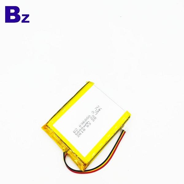 906880 6000mAh 3.7V鋰離子電池