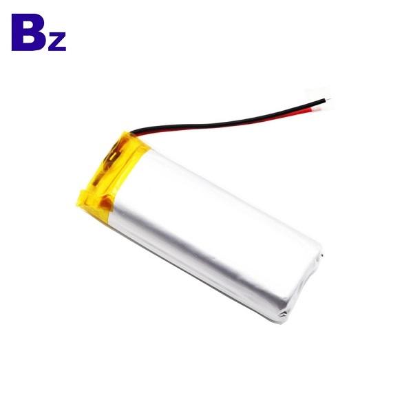 122460 2100mAh 3.8V鋰聚合物電池