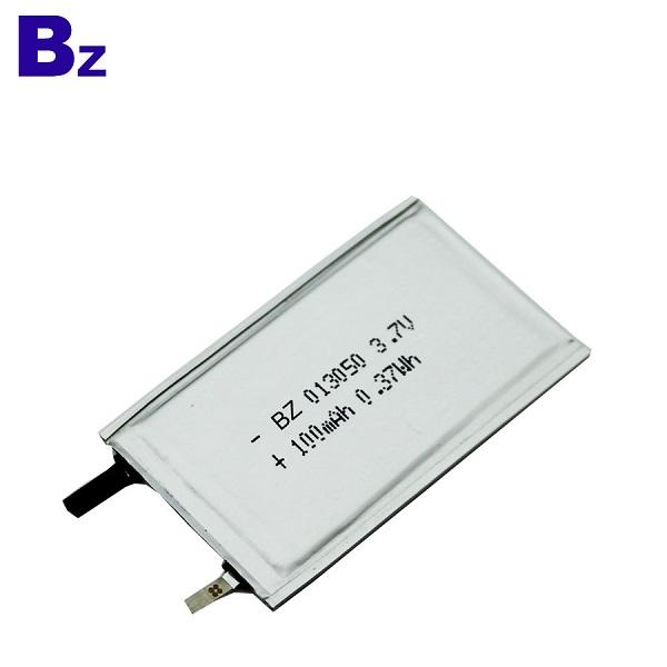 超薄聚合物鋰離子電池