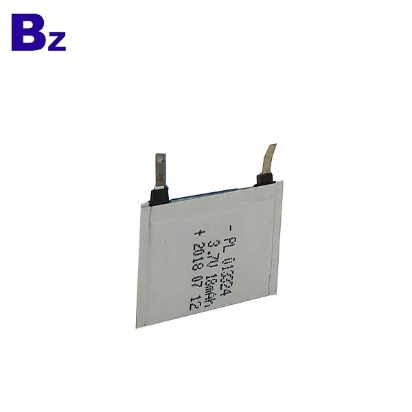18mAh 3.7V超薄電池
