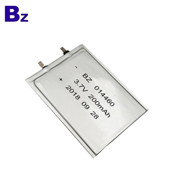 用於電子門禁卡的超薄電池