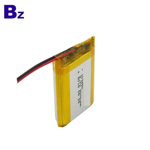 適用於移動平板電腦的鋰聚合物電池