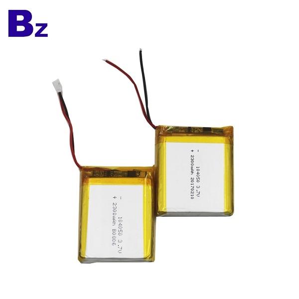 2300mah 3.7V LiPo電池