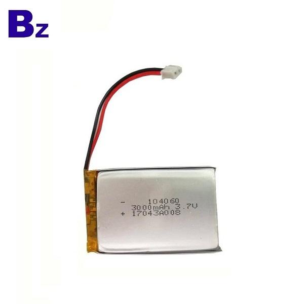 KC認證聚合物鋰離子電池