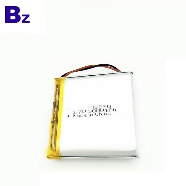 智能水瓶電池